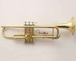 $enCountryForm.capitalKeyWord NZ - 2019 New Japan Bb Trumpet 2330 Gold Lacquer Music Instruments Profesional Trumpets Student Included Case Mouthpiece Accessories