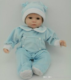 $enCountryForm.capitalKeyWord Australia - 2015 new hot sale lifelike reborn baby doll very popular fashion doll Birthday Present for girl real touch