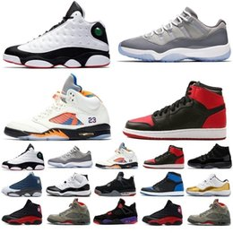 c5787a1383cf 2018 Best sell 11 13 12 4 1 5 11s 13s 12s 4s 1s 5s He got game Kids Womens  Mens Basketball Shoes