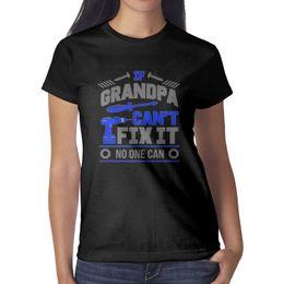 $enCountryForm.capitalKeyWord Australia - If Grandpa Can't Fix It No one Can Mechanic Tools Women T Shirt black Shirts Custom T Shirts Graphic Printing Friends Bulk Shirt Black