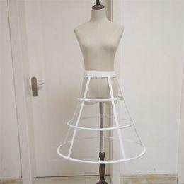$enCountryForm.capitalKeyWord NZ - New Arriv Petticoats 3 Hoops Short Lo lita Underskirt Crinoline for Wedding Bride Formal Dress White Black Red Wedding Accessories