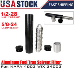 Fan Filter online shopping - USA STOCK or urbine Fan Cups Fuel Filter For NaPa WIX OD quot L quot PQY AFF10