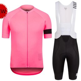 $enCountryForm.capitalKeyWord NZ - Pro Team New RAPHA Summer Men Cycling Jersey Set Breathable Racing Bike Sports Wear Short sleeve MTB Bicycle Clothing Ropa Ciclismo Hombre