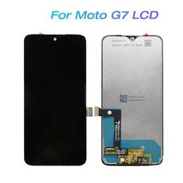 $enCountryForm.capitalKeyWord Australia - 100% Test For Moto G7 LCD Screen Display Touch Screen Digitizer Replacement For Motorola G7 Display G 7 G6 Plus LCD Ypf27-151