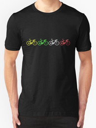 Bike New Jersey Free Shipping Australia - New Bike Stripes Tour de France Jerseys v2 Men's T-Shirt Size S-2XL Funny free shipping Unisex Casual Tshirt top