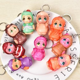 $enCountryForm.capitalKeyWord Australia - Cute surprise doll Squishy Toy Slow Rising Jumbo Stress Relieve Dolls Multicolor Children Squeeze Toys Kids Decompression Toys