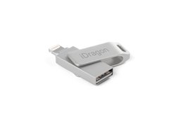 $enCountryForm.capitalKeyWord Australia - 128GB real capacity metal iPhone otg usb flash drive U Disk Mobile Storage flash disk for iPhone iPad