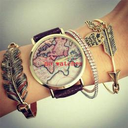 $enCountryForm.capitalKeyWord NZ - 20 styles Classic Arrow Knot Round Crystal Gem Multilayer Adjustable Open Bracelet Set Women Fashion Party Jewelry Gift ALXY001