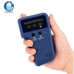 $enCountryForm.capitalKeyWord Australia - NEW 125Khz Handheld RFID ID Card Copier  Reader Writer Duplicator Programmer Support EM4305 T5577 key card token