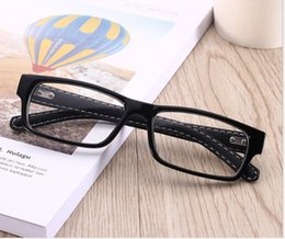 fashionable frame spectacles 2019 - New fashionable leather leg spectacle frame retro-fashionable leather spectacle frame can be matched with the same type