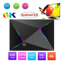 Ip tv box online shopping - New Factory GB GB GB M9S Z8 Allwinner H6 Smart TV Box Android p K H USB3 IP TV Netflix PK X96 H96 MAX S905X2 RK3318