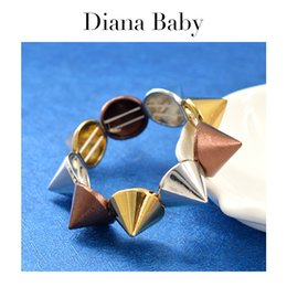 Diana jewelry online shopping - Diana Baby Jewelry Geometric Bangle For Women High Quality Bangle Bracelet For Party Wedding Jewelry Fashion Findings