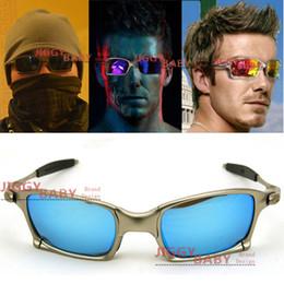 SunglaSSeS iridium online shopping - Top Brand Designer Sports X Squared Sunglasses X Metal Polarized UV400 Riding Driving Cycling Sun Glasses Iridium Color Mirror High Quality