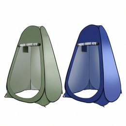 toilet room tent Canada - Portable Up Privacy Shower Tent Spacious Changing Room For Camping Fishing Hiking Beach Outdoor Toilet Shower Bathroom l5Nw#