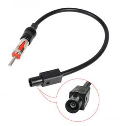 $enCountryForm.capitalKeyWord NZ - LEEWA wholesale Car Radio Stereo Antenna Adaptor Adapter Cable For VW BMW Audi Porsche Mini #1514