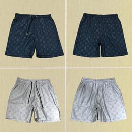 $enCountryForm.capitalKeyWord Australia - GG Mens Designer Summer Shorts Pants Fashion 5 Colors Letter Printed Drawstring Shorts 2019 Relaxed Homme Sweatpants