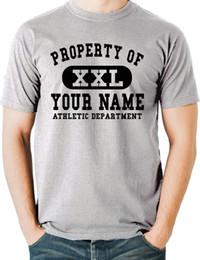 $enCountryForm.capitalKeyWord NZ - Of Your Name Custom Print Athletic College Sports T Shirt Free Shipping T Shirt Men Fashion Short Sleeve Fashion Custom Big Size Fa