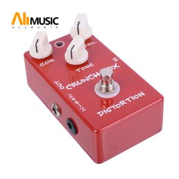 $enCountryForm.capitalKeyWord Australia - Free Shipping Guitar Effect Pedal Distortion Crunch Box And True Bypass Design MU0372