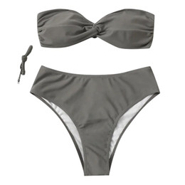 $enCountryForm.capitalKeyWord Australia - SAGACE 2019 Sexy Bikini Women Swimsuit Push Up Swimwear Beach Floral Two Piece Tankinis Beach Bathing Suit Swim Wear Beachwear