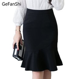 5832806401 Business casual women pencil skirt online shopping - S xl Women Pencil Skirt  Fashion Ol Slim