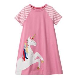 5b8f26e3f58 Kidsalon Kids Dresses for Girls Clothes 2019 Summer Party Princess Dress  Toddler Girl Dress Casual Children Clothing