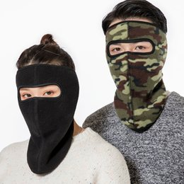 Neck face shield online shopping - New Dust Mask Neck Protection Riding Hiking Shield Beanie Keep Warm Outdoors Multi Masks Full Face Cold Proof Windbreak Unisex sj N1