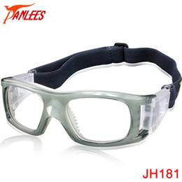 42cea3c6c Ventas calientes Panlees Calidad Prescripción Gafas deportivas Baloncesto  Gafas Prescripción Gafas de fútbol con correa Envío gratis