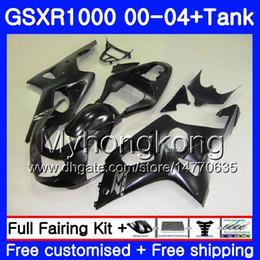 Dark blue matte online shopping - Tank For SUZUKI GSX R1000 GSX R1000 GSXR1000 HM GSXR K2 K3 GSXR matte black Fairing