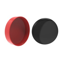 $enCountryForm.capitalKeyWord Australia - 2pcs DJI Accessories silicone lens protective cover cap for DJI OSMO ACTION camera