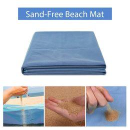 Sand Free Beach Mat Blanket Sand Proof Magic Sandless Outdoor Blanket Portable Picnic Mat Sports & Entertainment