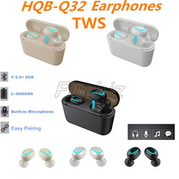 $enCountryForm.capitalKeyWord Australia - HQB-Q32 TWS V5.0 Earphone Wireless Bluetooth Sport music Headphone With Charging Case 1500mah Headset For Iphone Android Cell Phones