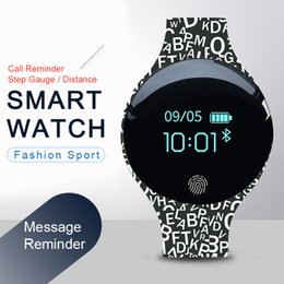 Smart Watch Iphone Android Australia - Bluetooth Smart Watch Ios Android Women Sport Intelligent Pedometer Fitness Bracelet Watches For Iphone Clock Men Female J190522