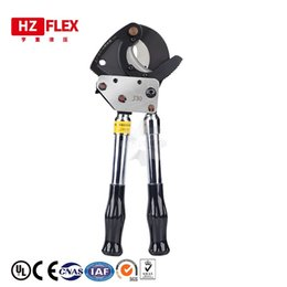 Discount steel cut wire - Ratcheting Ratchet Cable Cutter for Copper Aluminum Cable Wire Cutters Plier Hand Tool Not for Cutting Steel Wire