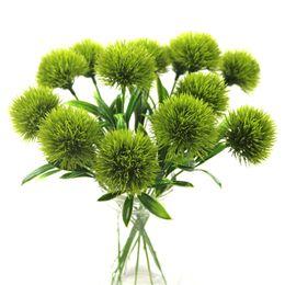 $enCountryForm.capitalKeyWord UK - single stem dandelion Artificial flowers dandelion Plastic Flower Wedding decorations length about 25cm Table Centerpieces MMA1826