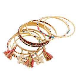 Man Made Diamonds Australia - Fashion artificial diamond colorful beads alloy Bracelet pendant For Women Brand girlfriend boyfriend gift crafts dinner accessories