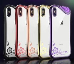 Wholesale Explosion models iphone Xs mobile phone shell for Apple p charm Li small waist tpu soft shell S drop protection sleeve