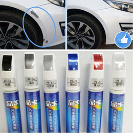 car clear coating Australia - Car Mending Fill Paint Pen Tool Professional Applicator Waterproof Touch Up Car Paint Repair Coat Painting Scratch Clear Remover