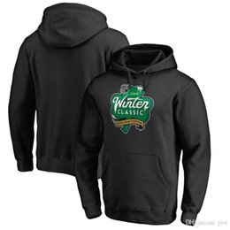 Men s Women Youth Boston Bruins Black 2019 Winter Classic Event Logo Ice  Hockey Pullover Hoodies Sweatshirts Size  S-4XL d36058cba