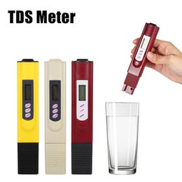 $enCountryForm.capitalKeyWord Australia - Digital TDS Meter 5 Colors Total Dissolved Solids Analyser Aquarium Pool Water Quality Testing Pen Water Purity Filter Accurate Monitor