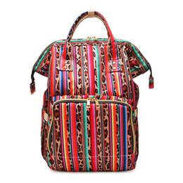 $enCountryForm.capitalKeyWord UK - Wholesale Varous Leopard Serape Backpack, Functional School Bag, Excursion Backpack, Versatile Diaper Backpack, Mummy Pack DOM1276