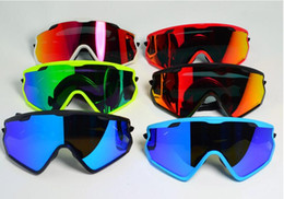 Snow bicycle online shopping - 2019 Men Women Lens Outdoor Sport Bike Bicycle glasses Cycling Sunglasses Cyling Eyewear Cycling glasses Snow Goggle Glasses