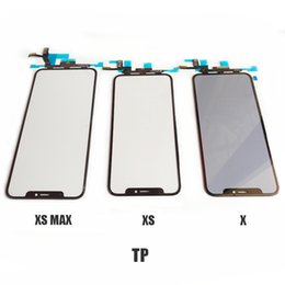 $enCountryForm.capitalKeyWord Australia - for iPhone XS MAX X Original Glass with Touch Screen Display TP Flex Cable Panel Glass Replace Mobile Phone Repair accessories