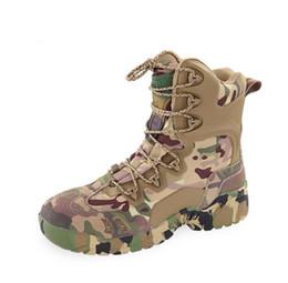 Mens Inverno Botas Tactical Desert Combat Botas de tornozelo em Promoção