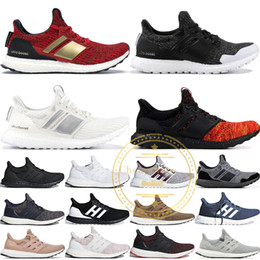 CyCle games online shopping - Game of Thrones Ultra Boost Targaryen Dragons Lannister Stark White Walkers Men Women Ultraboost UB Runing Shoes Sneakers