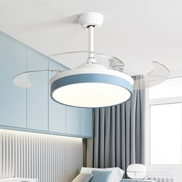Fan master online shopping - Modern Ceiling Fans with Lights For Living Room Inch Remote Control Ceiling Fan Lamp Inch Bedroom LED Ventilator