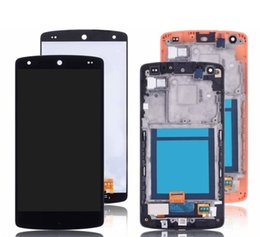 Replacement Touch Screen Panel Nexus Australia - For LG Nexus 5 LCD Touch Screen Digitizer Assembly For LG Nexus 5 Display D820 D821 Screen Replacement