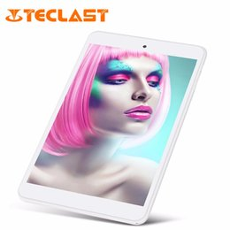 Tablettes PC Teclast P80H 8 pouces Quad Core Android 7.0 64bit MTK8163 IPS 1280x800 Dual Wifi WIFI 2.4G / 5G HDMI GPS Bluetooth Tablette PC