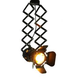 Cxylight (Cxylight) Personalidade Criativa Minimalista Estilo Americano País Retro Quarto Restaurante Luzes Pingente Dd-022 venda por atacado
