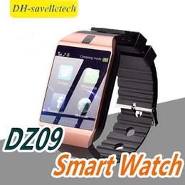 $enCountryForm.capitalKeyWord Australia - DZ09 Mens Sport Smartwatch Android GT08 U8 A1 Samsung Smart Watches SIM Intelligent Mobile Phone Watch Can Record The Sleep State Smart Band