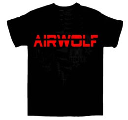 $enCountryForm.capitalKeyWord NZ - AIRWOLF Classic 80's T-shirt HELICOPTER BIRTHDAY Xmas Party All Sizes Men Women Unisex Fashion tshirt Free Shipping black